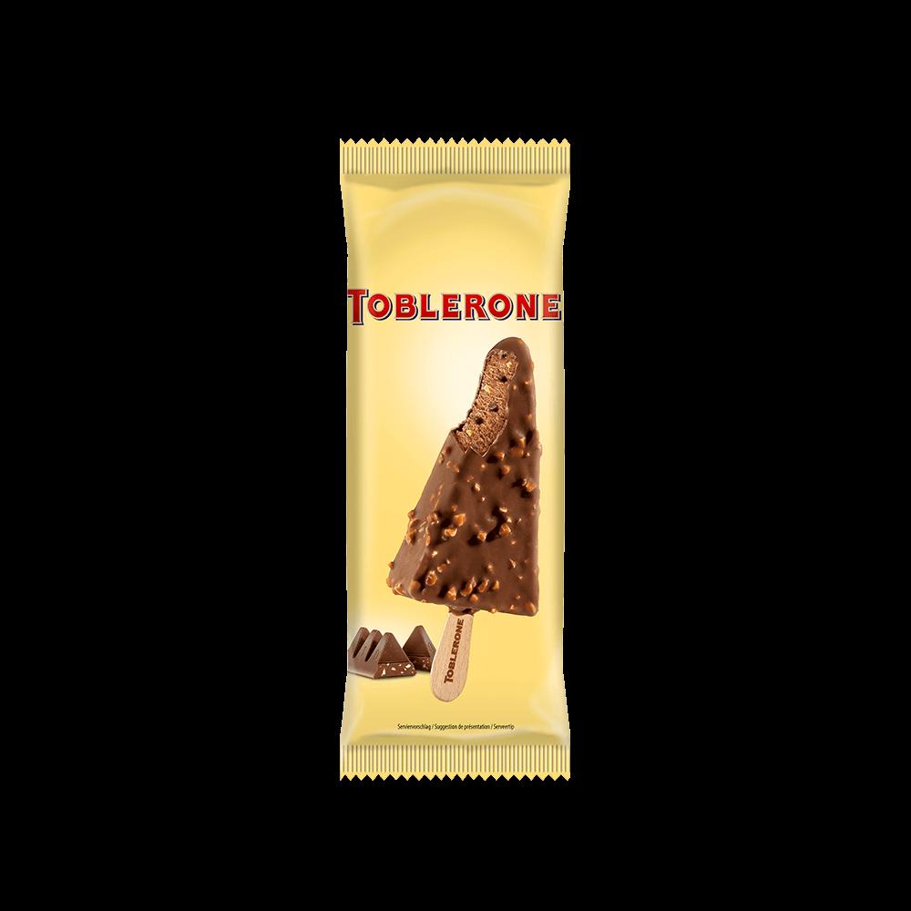 Toblerone Stieleis für unterwegs
