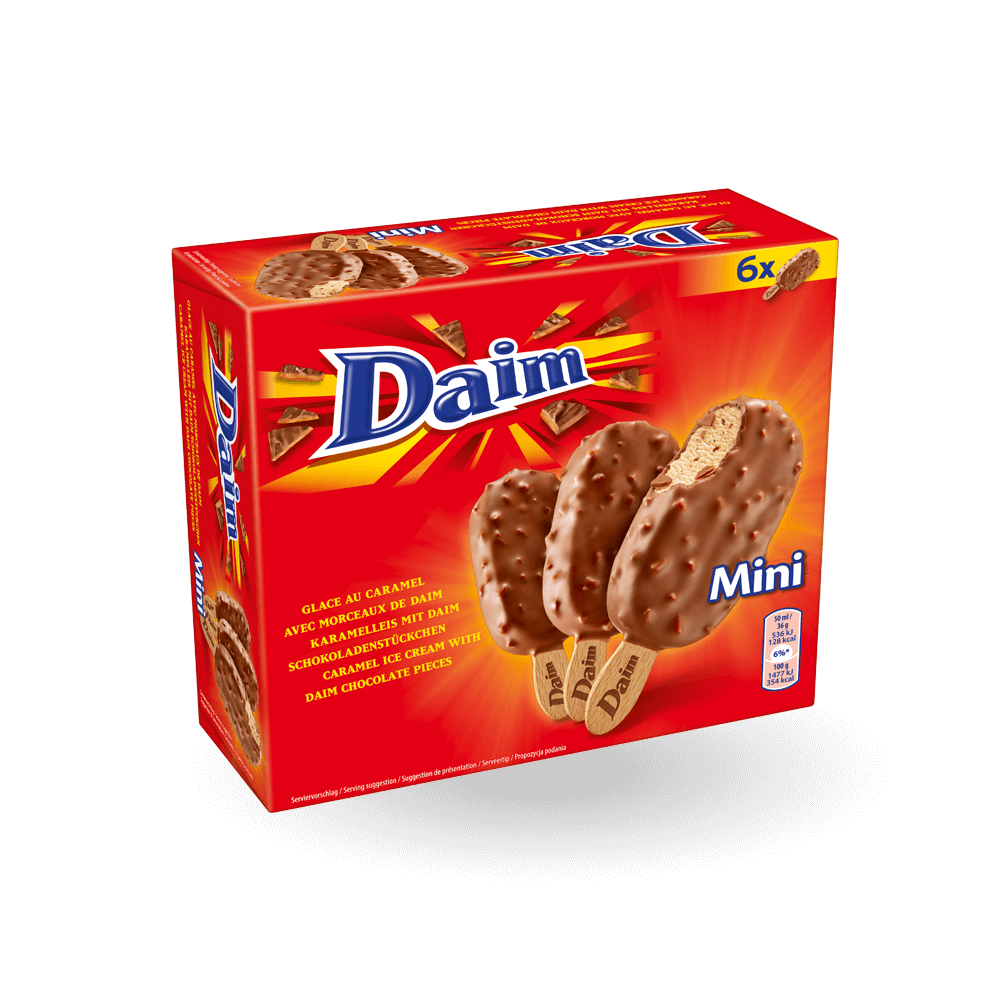 Daim Mini-ijslolly
