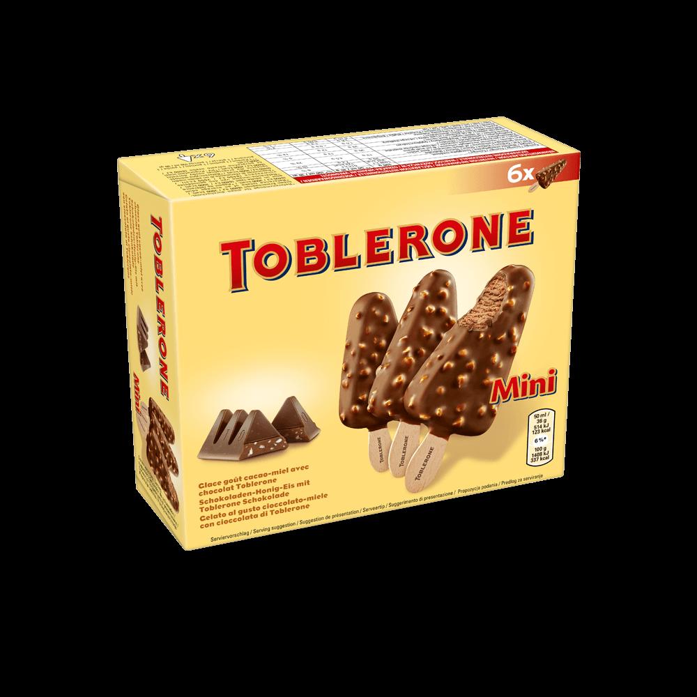 Toblerone Mini-ijslolly