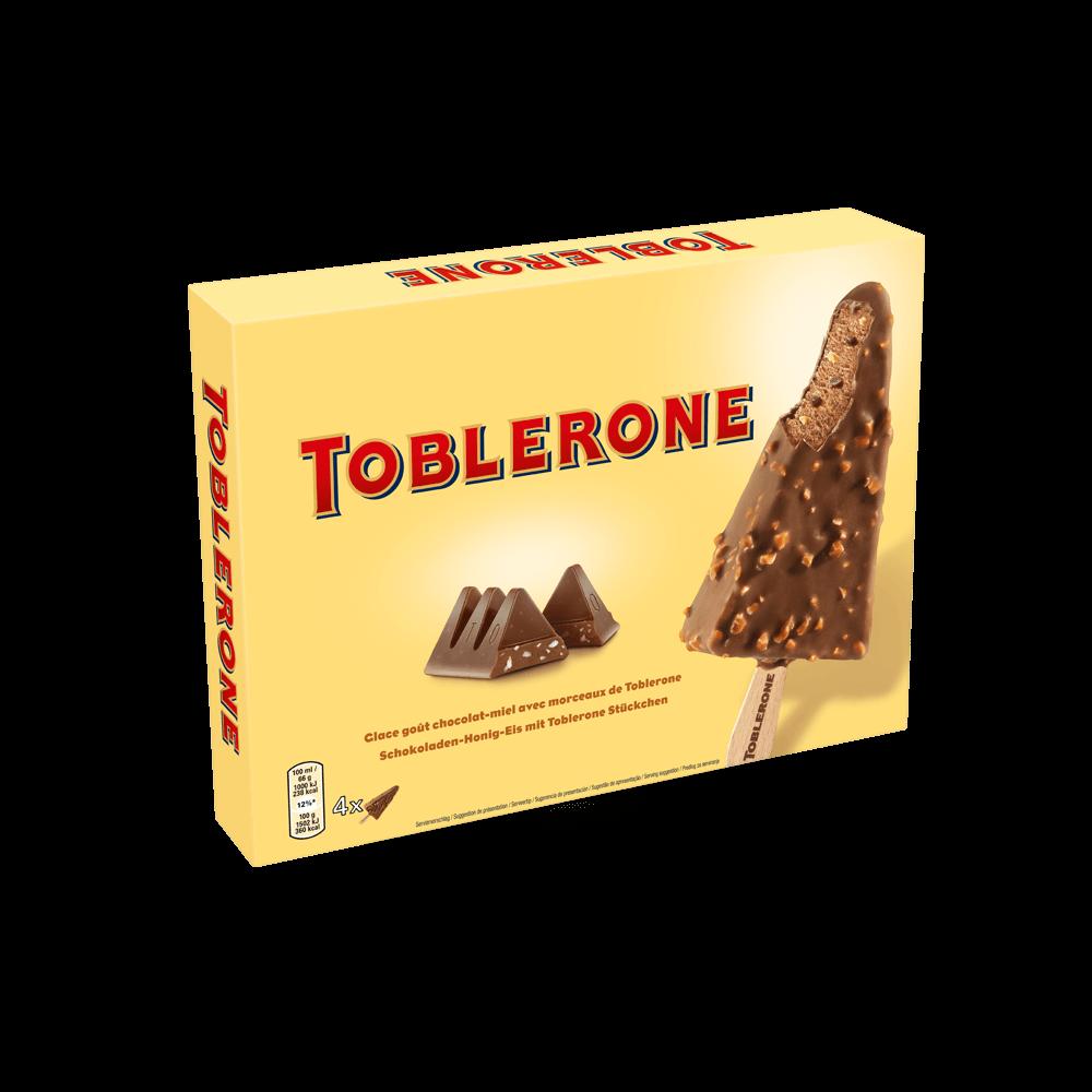 Toblerone Ijslolly