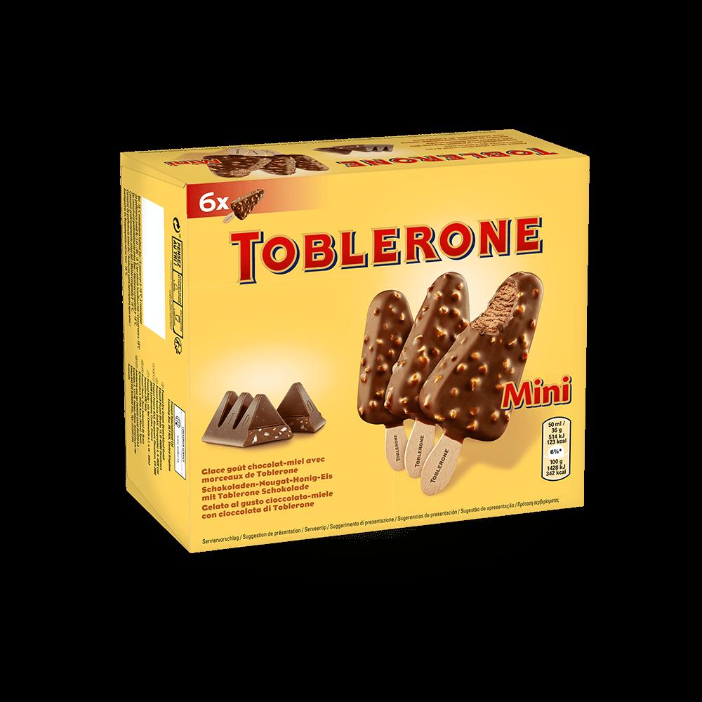 Mini bâtonnets Toblerone