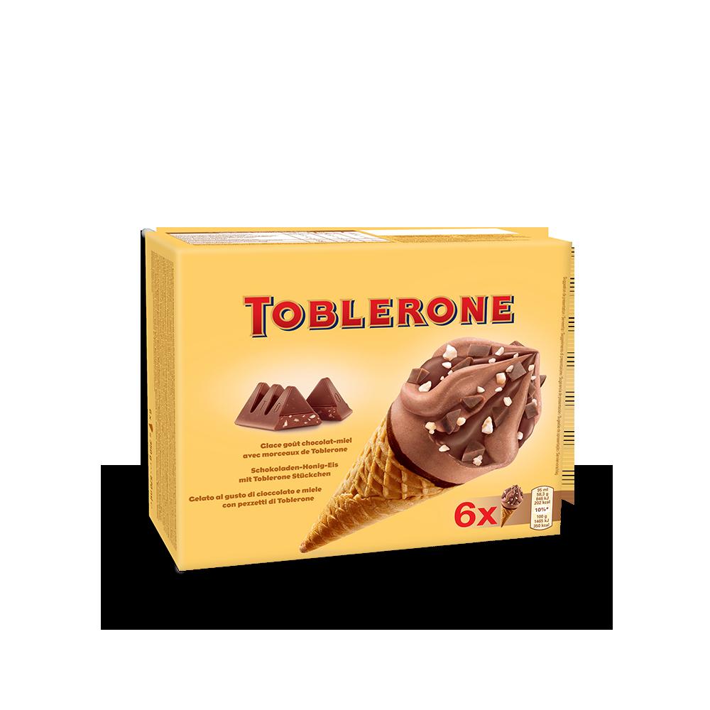 Cônes Toblerone