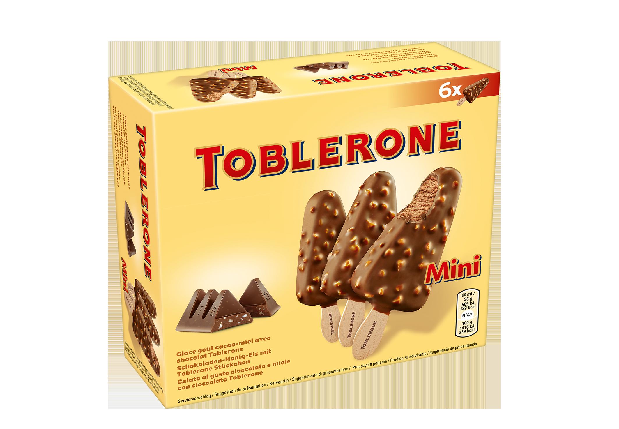 Mini Toblerone Bombón